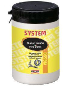 SYSTEM WG550 GRASSO BIANCO 1kg