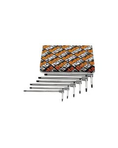 951TX/S6 CHIAVI A T ESAGONALI TORX SERIE 6PZ