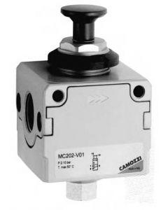 MC104-V01 VALVOLA INTERCETTAZIONE